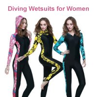 Neoprene Diving Wetsuits for Kids